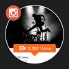 6 Mil Visualizações Em Vídeos No Instagram