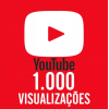 1000 Visualizações Youtube No Seu Vídeo! Vitalício