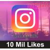 10 Mil Likes Curtidas Brasileiros Instagram!